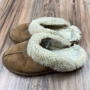 UGG Coquette Genuine Shearling Slippers